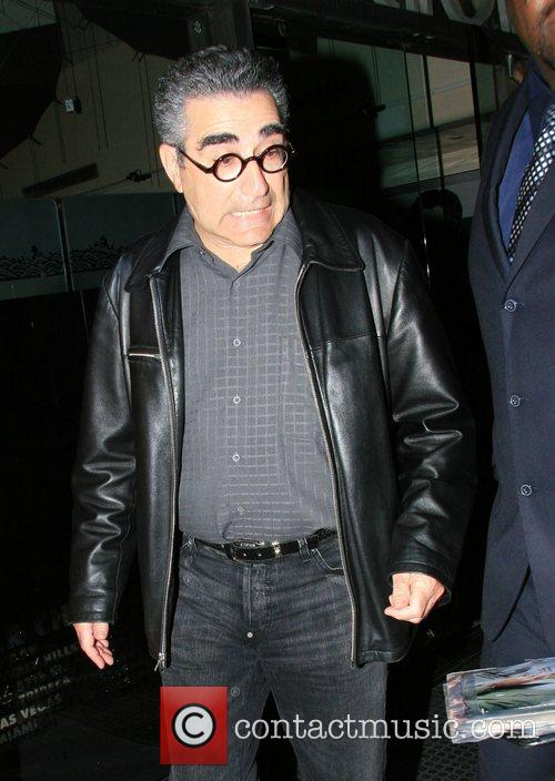 Eugene Levy and American Pie