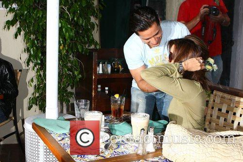 Eva Longoria and Mario Lopez 8
