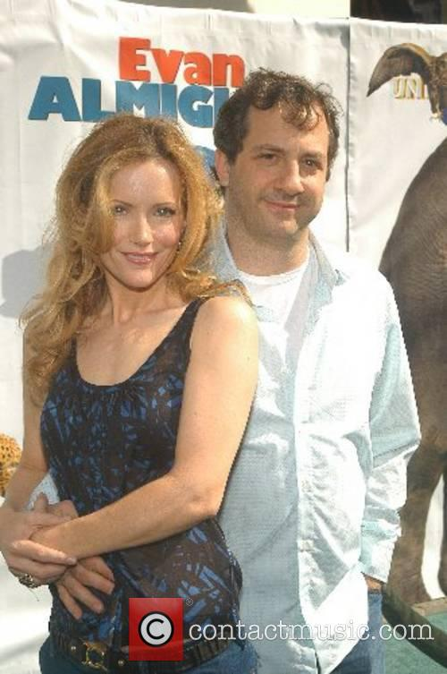 Leslie Mann and Judd Apatow World Premiere of...