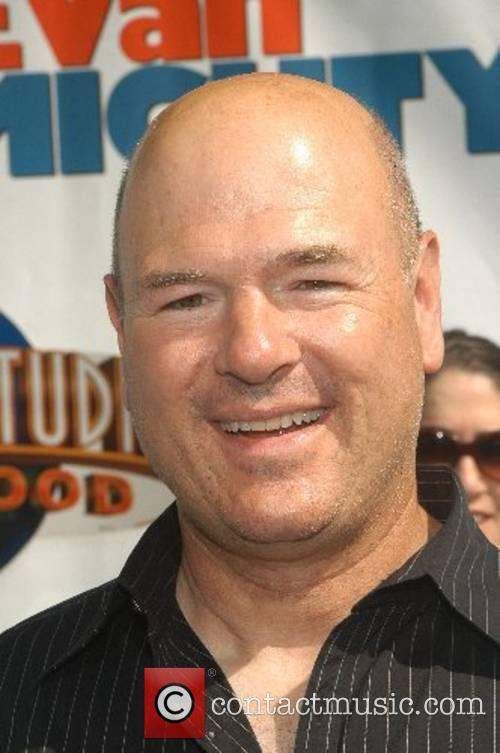 Larry Miller World Premiere of 'Evan Almighty' at...