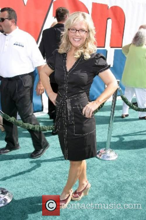 Rachael Harris World Premiere of 'Evan Almighty' at...