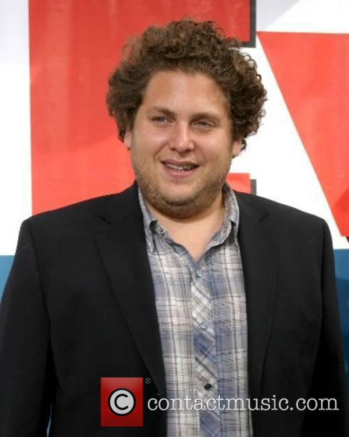 Jonah Hill World Premiere of 'Evan Almighty' at...
