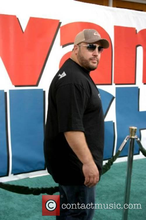 Kevin James World Premiere of 'Evan Almighty' at...