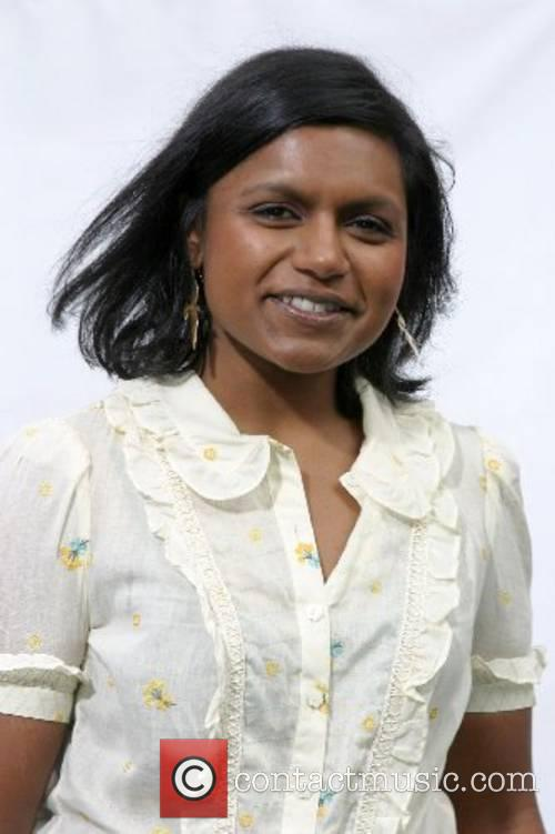 Mindy Kaling World Premiere of 'Evan Almighty' at...