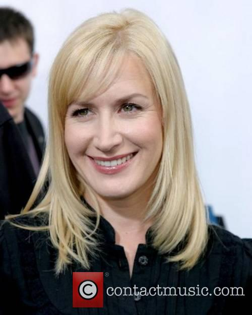 Angela Kinsey World Premiere of 'Evan Almighty' at...