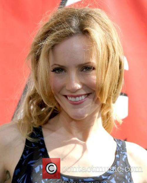 Leslie Mann World Premiere of 'Evan Almighty' at...