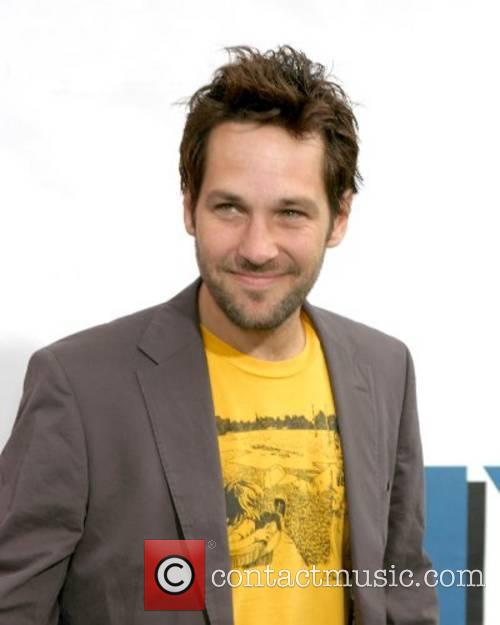 Paul Rudd World Premiere of 'Evan Almighty' at...