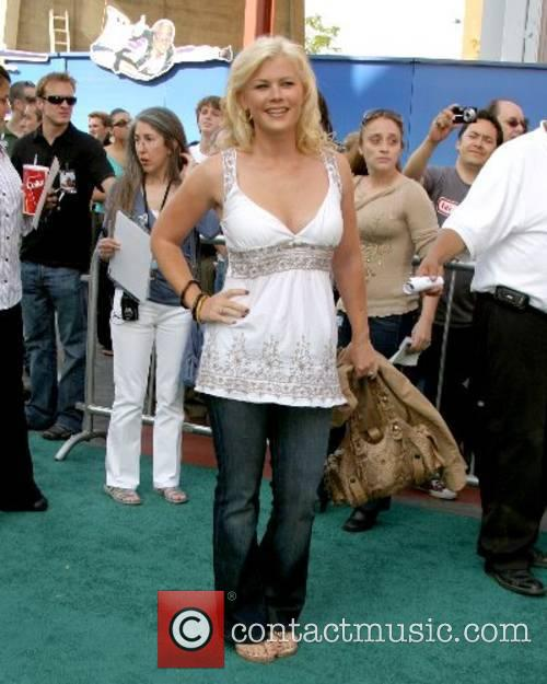 Alison Sweeney World Premiere of 'Evan Almighty' at...