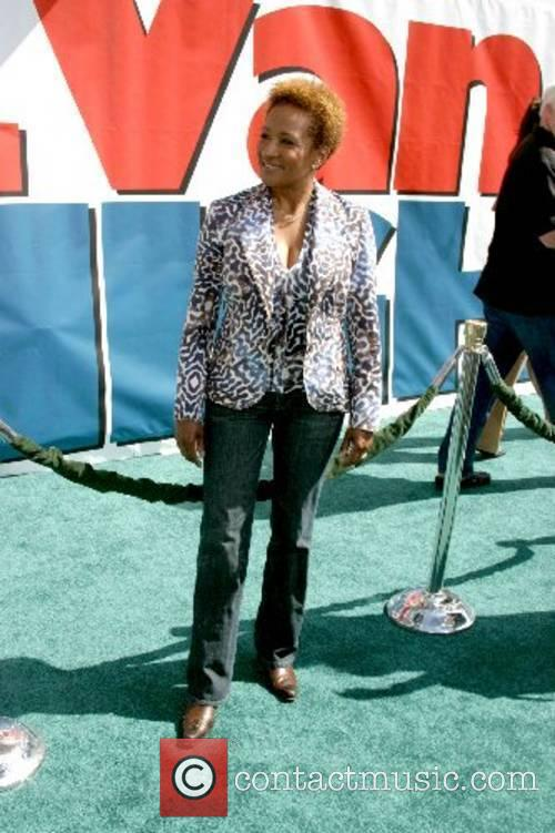 Wanda Sykes World Premiere of 'Evan Almighty' at...