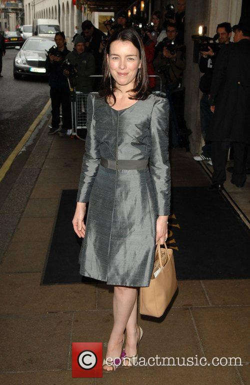 Olivia Williams Evening Standard Theatre Awards at The...