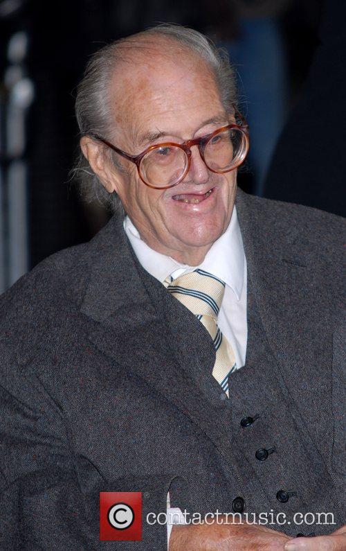 Sir John Mortimer Evening Standard Theatre Awards at...