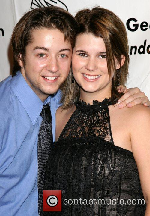 Bradford Anderson and Lindze Letherman