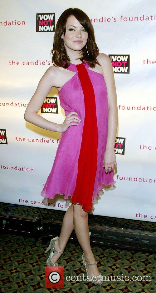 Emma Stone 5th Annual Candies Foundation 'Event To...