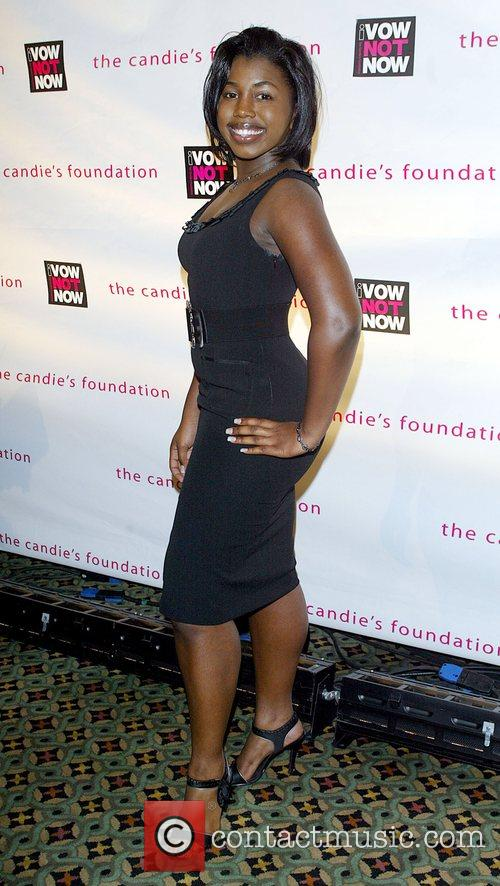 L'Asia Brown 5th Annual Candies Foundation 'Event To...