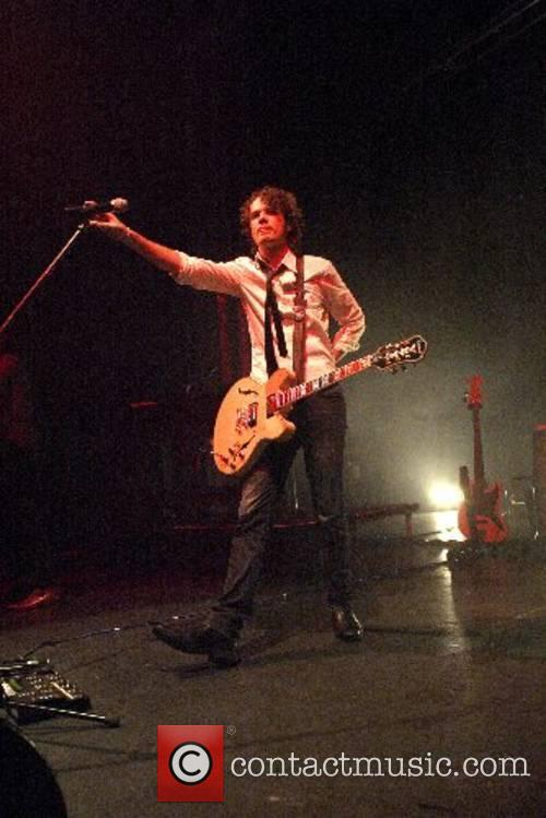 Jon Hume of Evermore  performing live at...