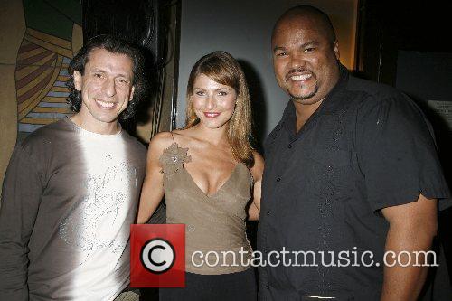 Zak Lee Guarnaccia, Marisa Petroro and Abner Genece...