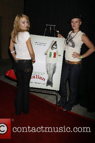 Loreille New and Julia Sandberg-Hansson  The premiere...