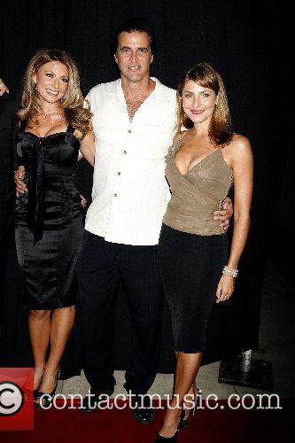 Cerina Vincent, John Enos III and Marisa Petroro...