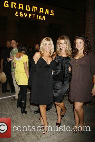 Cerina Vincent and Family  The premiere of...