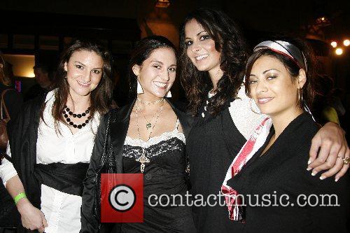 Amanda Comito, Jenn Laskey and guests  The...