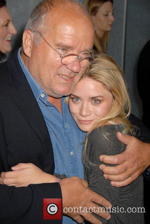 Ashley Olsen and Peter Lindbergh Screening of 'Everywhere...