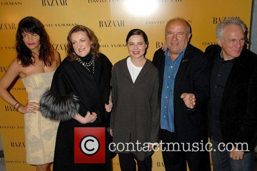 Helena Christensen, Glenda Bailey, Isabella Rossellini, Peter Lindberg,...