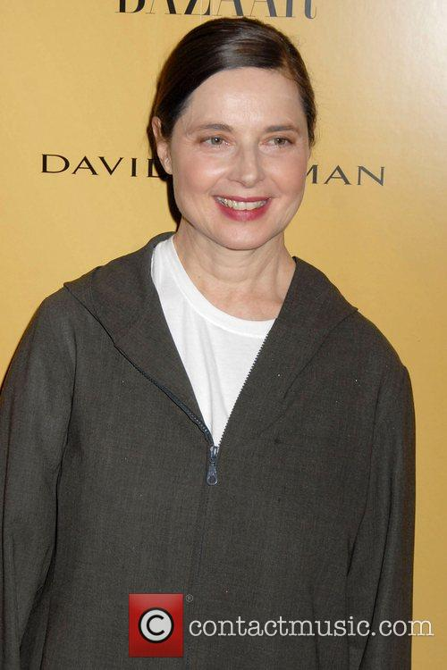 Isabella Rossellini  Screening of 'Everywhere At Once'...