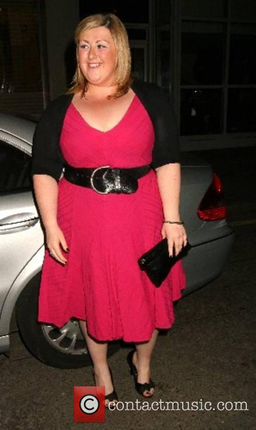 Michelle McManus arriving at The Evite Night At...