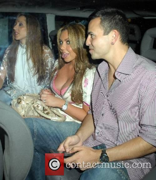 Michelle Heaton and Andy Scott Lee 'The Evite...