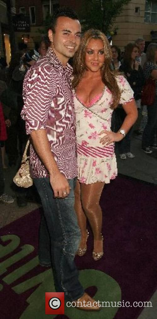 Andy Scott Lee and Michelle Heaton 'The Evite...