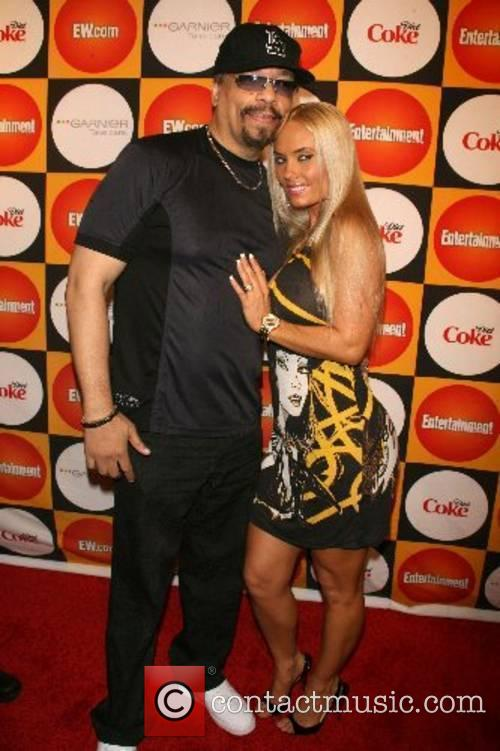 Ice T and Coco Entertainment Weekly 100 must...
