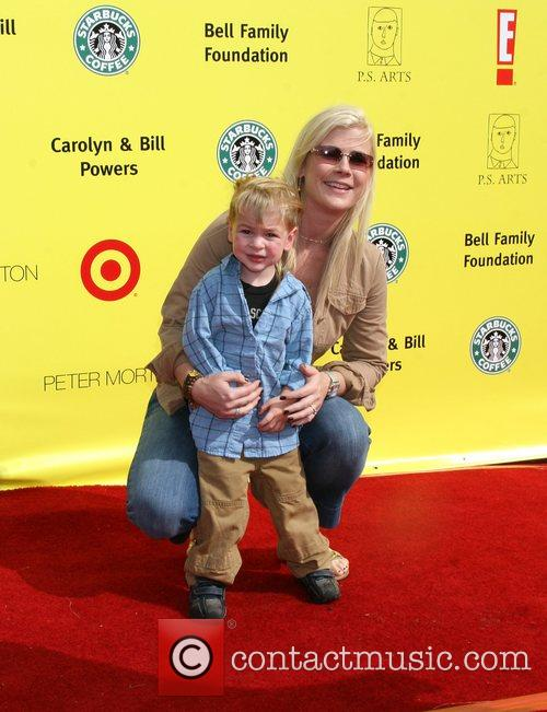 Alison Sweeney and Her Son 5