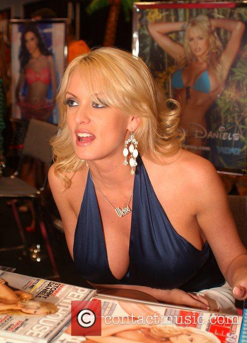 Porn star Stormy Daniels Third annual Exxxotica at...