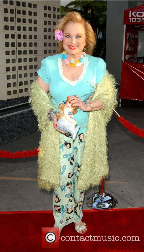 Carol Connor Premiere Of 'Eye Of The Dolphin'...