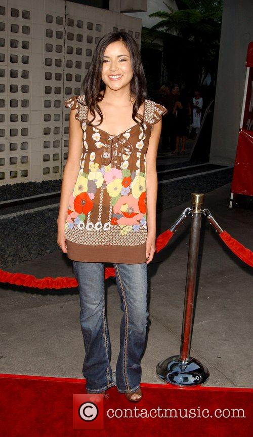 Emily Rios Premiere Of 'Eye Of The Dolphin'...