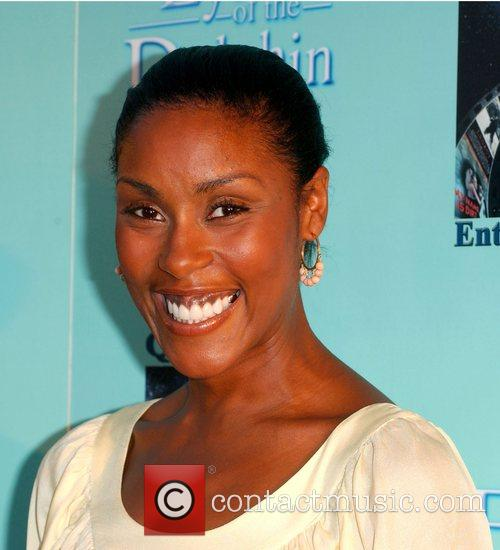Christine Adams Premiere Of 'Eye Of The Dolphin'...
