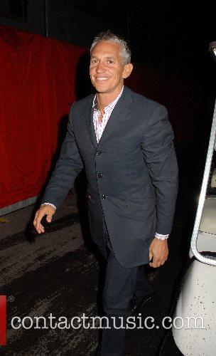 Gary Lineker,  The F1 Party - Departures....
