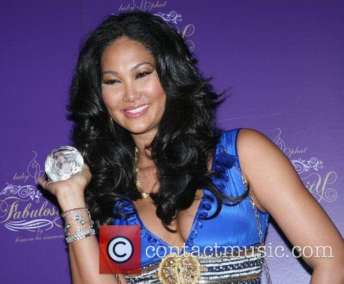Kimora Lee Simmons Launch party for Baby Phat...