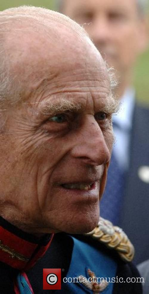 Prince Philip, Duke of Edinburgh attends a memorial...