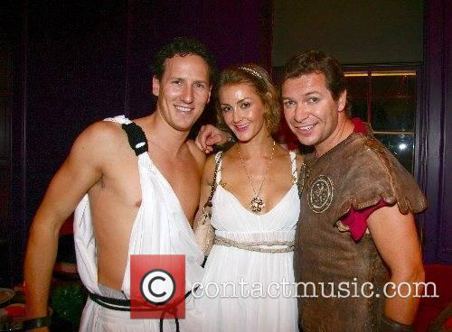 Brendan Cole and guests The Fall Of Rome...