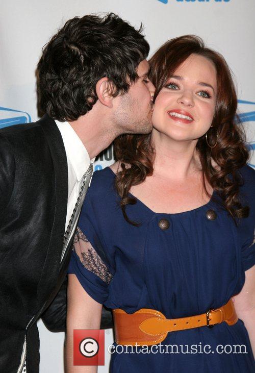 Matt Dallas and April Matson 4