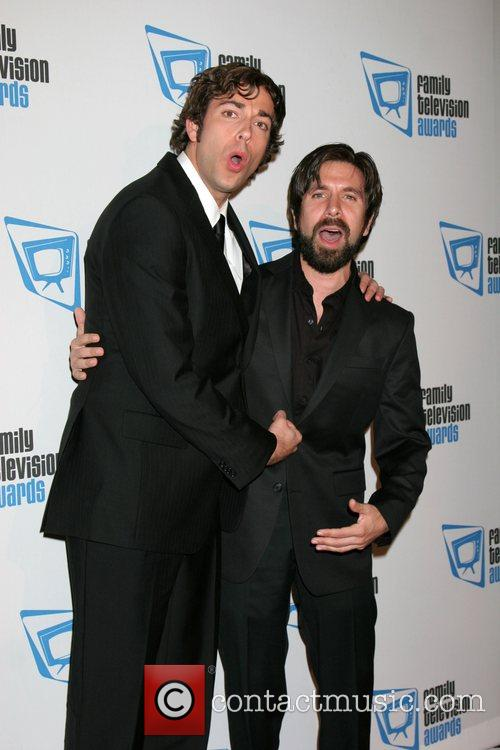 Zachary Levi and Joshua Gomez 2
