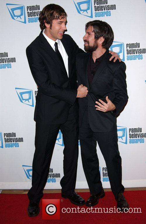 Zachary Levi and Joshua Gomez 1