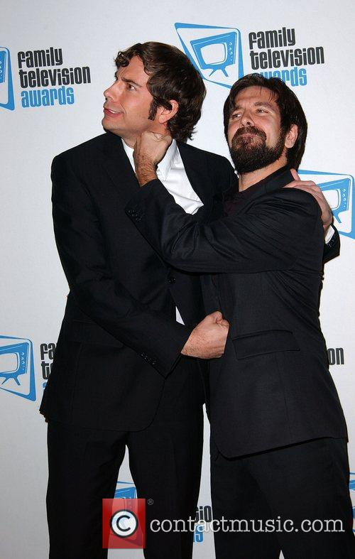 Zachary Levi and Joshua Gomez 4