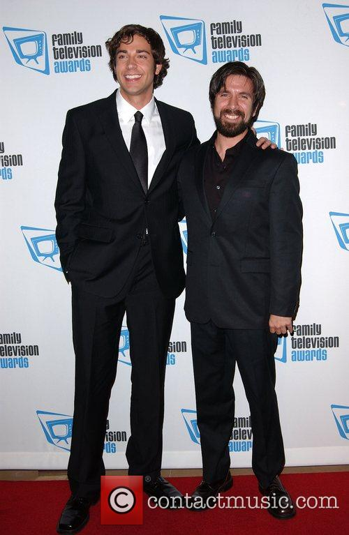 Zachary Levi and Joshua Gomez 3