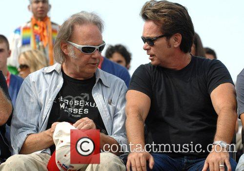 Neil Young and John Mellencamp 2