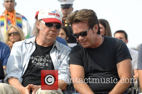 Neil Young and John Mellencamp 5