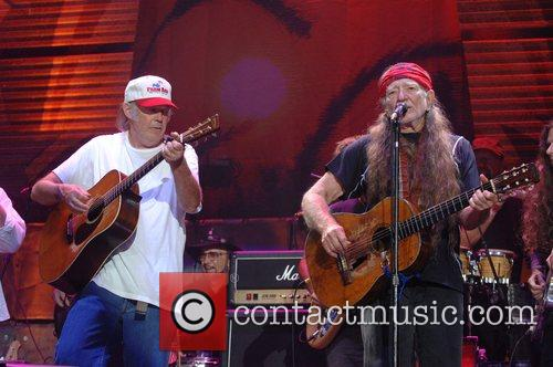 Neil Young and Willie Nelson 1