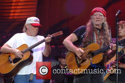 Neil Young and Willie Nelson 10