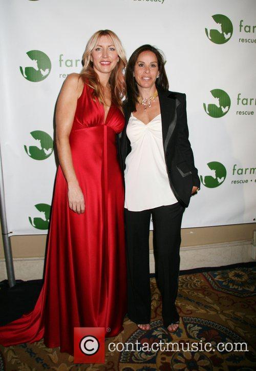 Heather Mills, Melissa Rivers Farm Sanctuary Gala 2008...